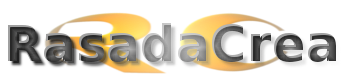 RasadaCrea logo : web site development in grenoble, lyon with python technology
